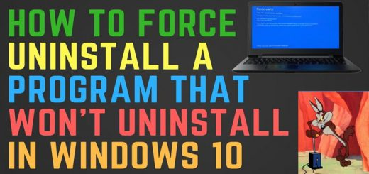 7 Best Methods for How to Force Uninstall Programs on Windows 10 That Won't Uninstall (Solved) 1