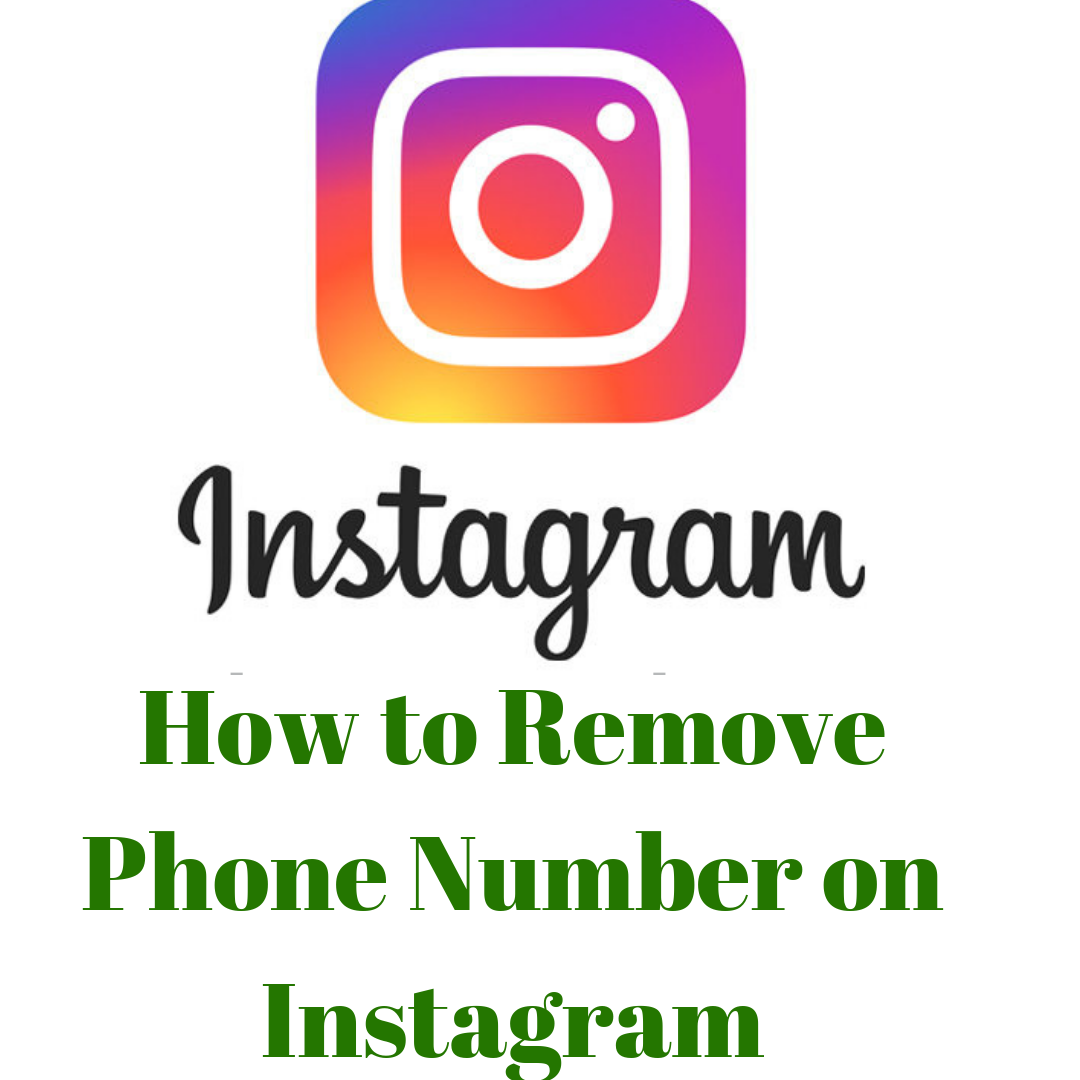 How to Remove Mobile Number from Instagram Account 1