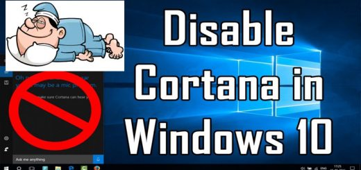 How to Turn Off Cortana in Windows 10 (New Method) 7