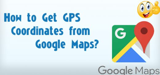 How to Get GPS Coordinates from Google Maps?