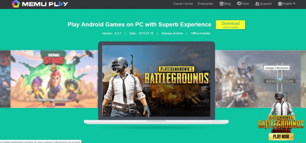11 Best PUBG Mobile Emulators for PC | Windows XP, Vista, 7, 8.1, 10 , Linux & Mac (2019) 6