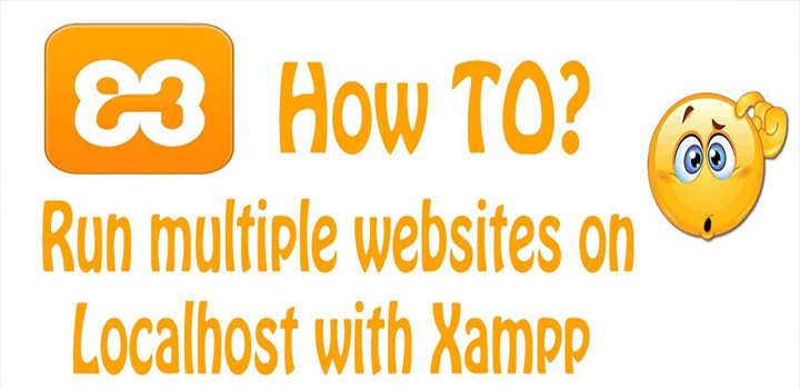 Step-by-Step How to configure XAMPP to run multiple WordPress websites in Windows 7/8/10 1