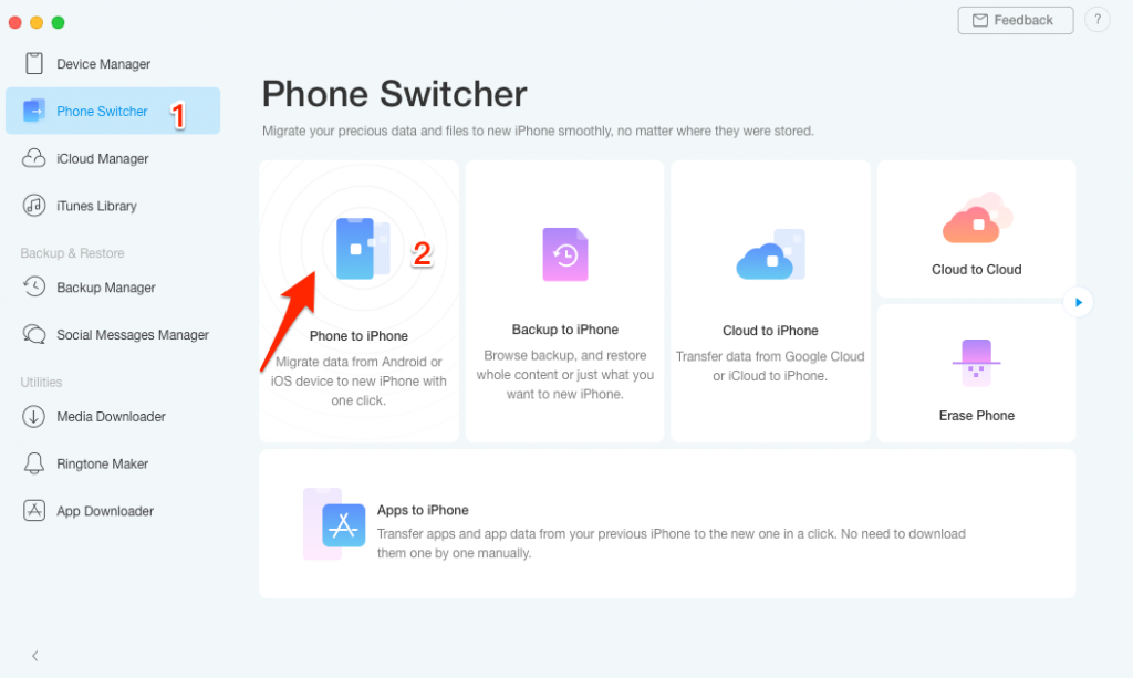 FREE| 6 Ways To Transfer Contacts/Data From Old iPhone To New iPhone 11 Without iCloud/iTunes [Best Practices] 18