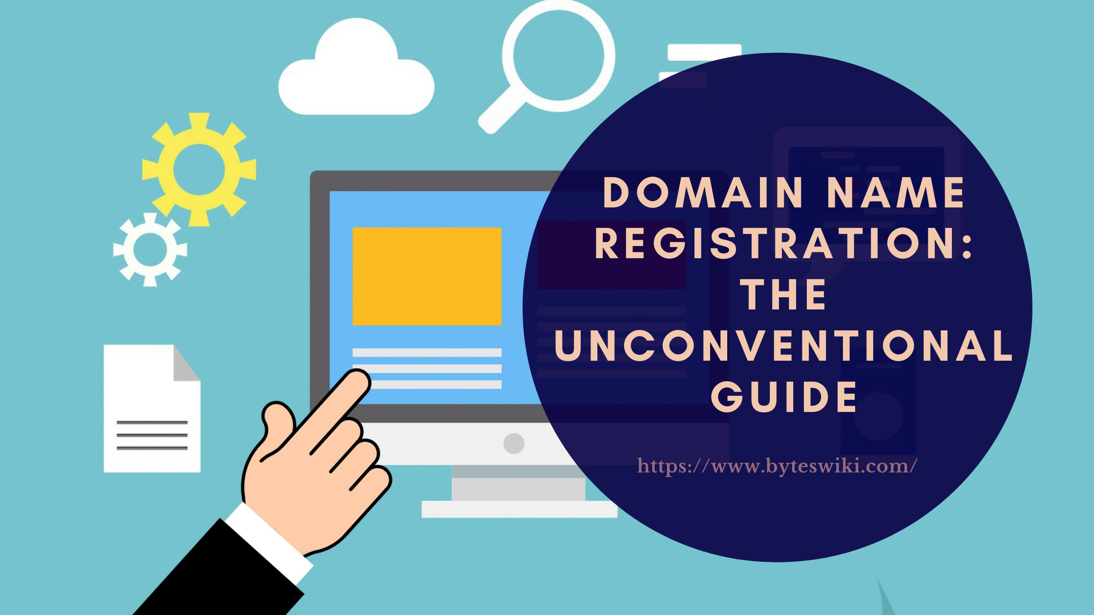 domain name registration the unconventional guide